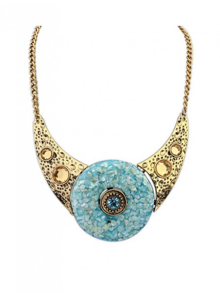 SheenOut Ethnic customs Retro Necklace