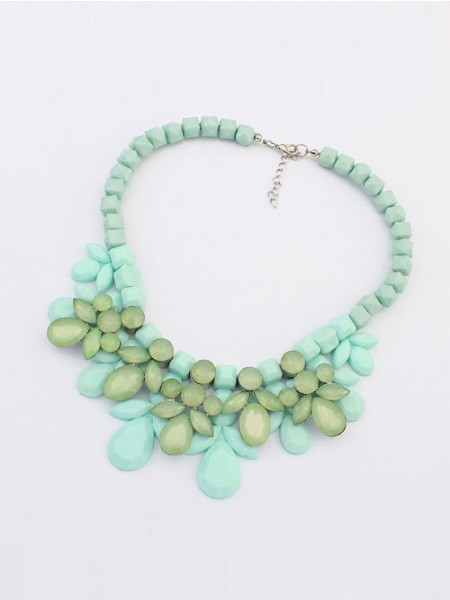 SheenOut Stylish Celebrity Street shooting Temperament Necklace