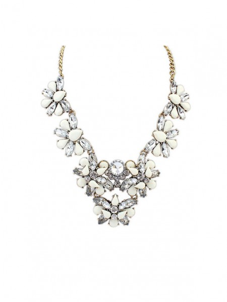 SheenOut Fashionable Geometry All-match Popular Necklace