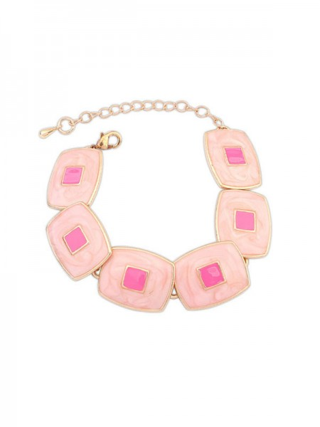 SheenOut Fashionable Elegant Blocks Temperament Bracelets