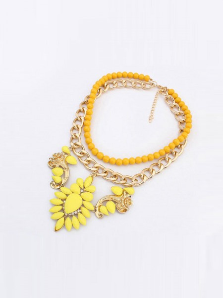 SheenOut New Trendy Street Shooting Necklace